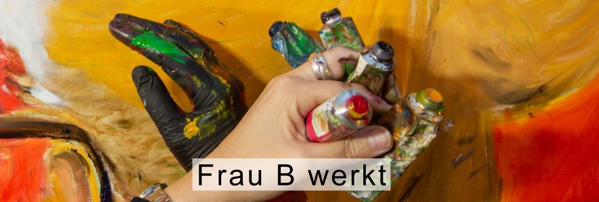 Frau B werkt